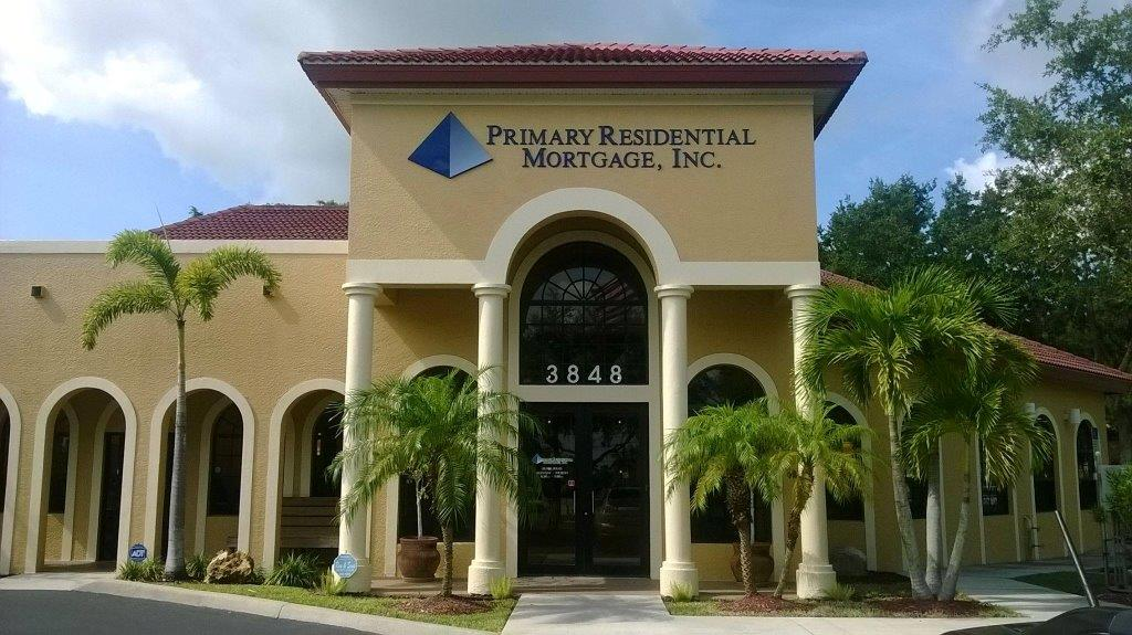Primary Residential Mortgage Inc.