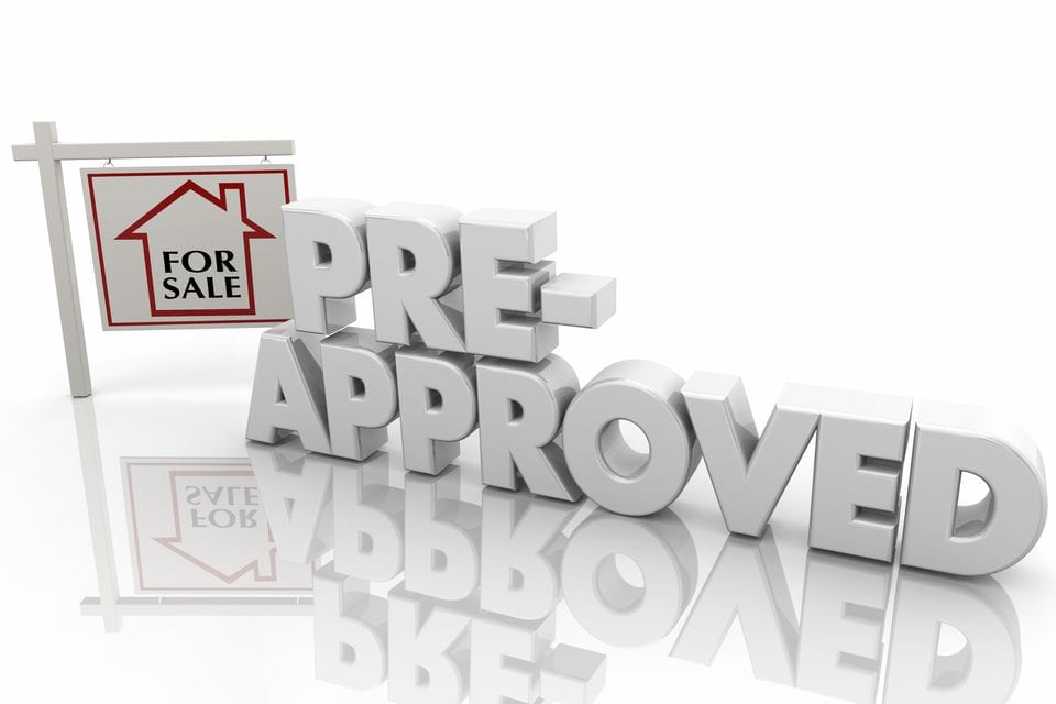 Pre-Approved Mortgage Home Loan