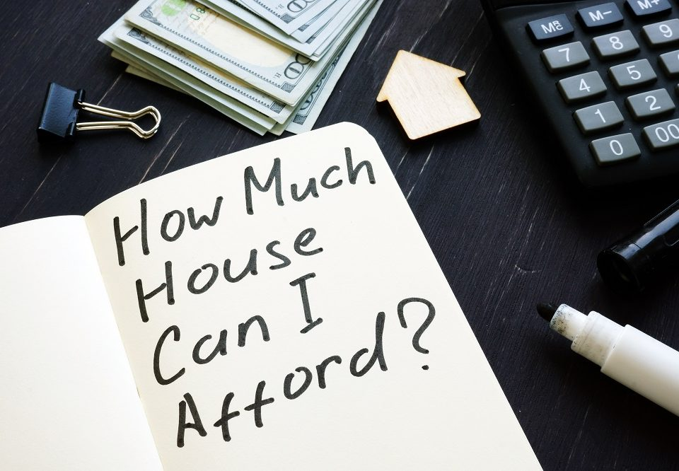 determining how much house afford