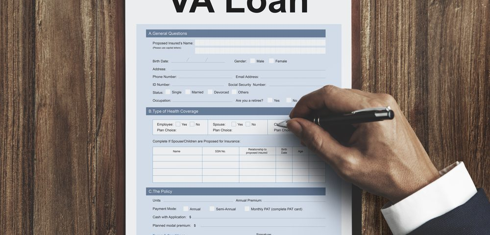 causes VA loan application denial